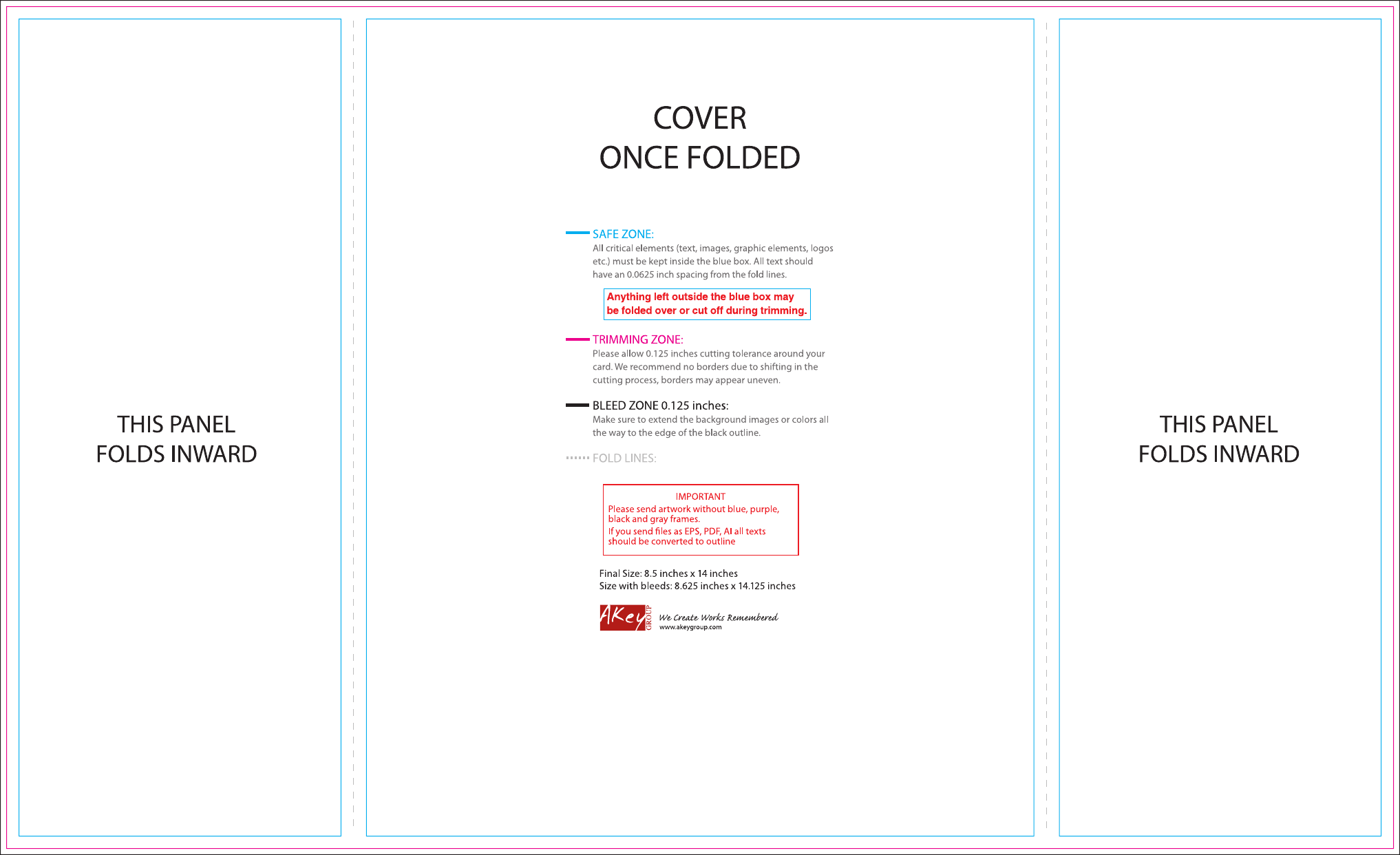 Download Brochure Template Gate Fold for Free - TidyTemplates