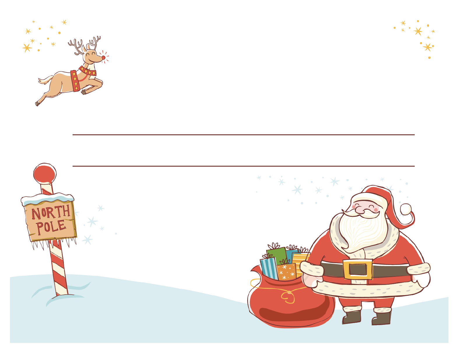 Download Christmas Gift Certificate Template For Free Tidytemplates