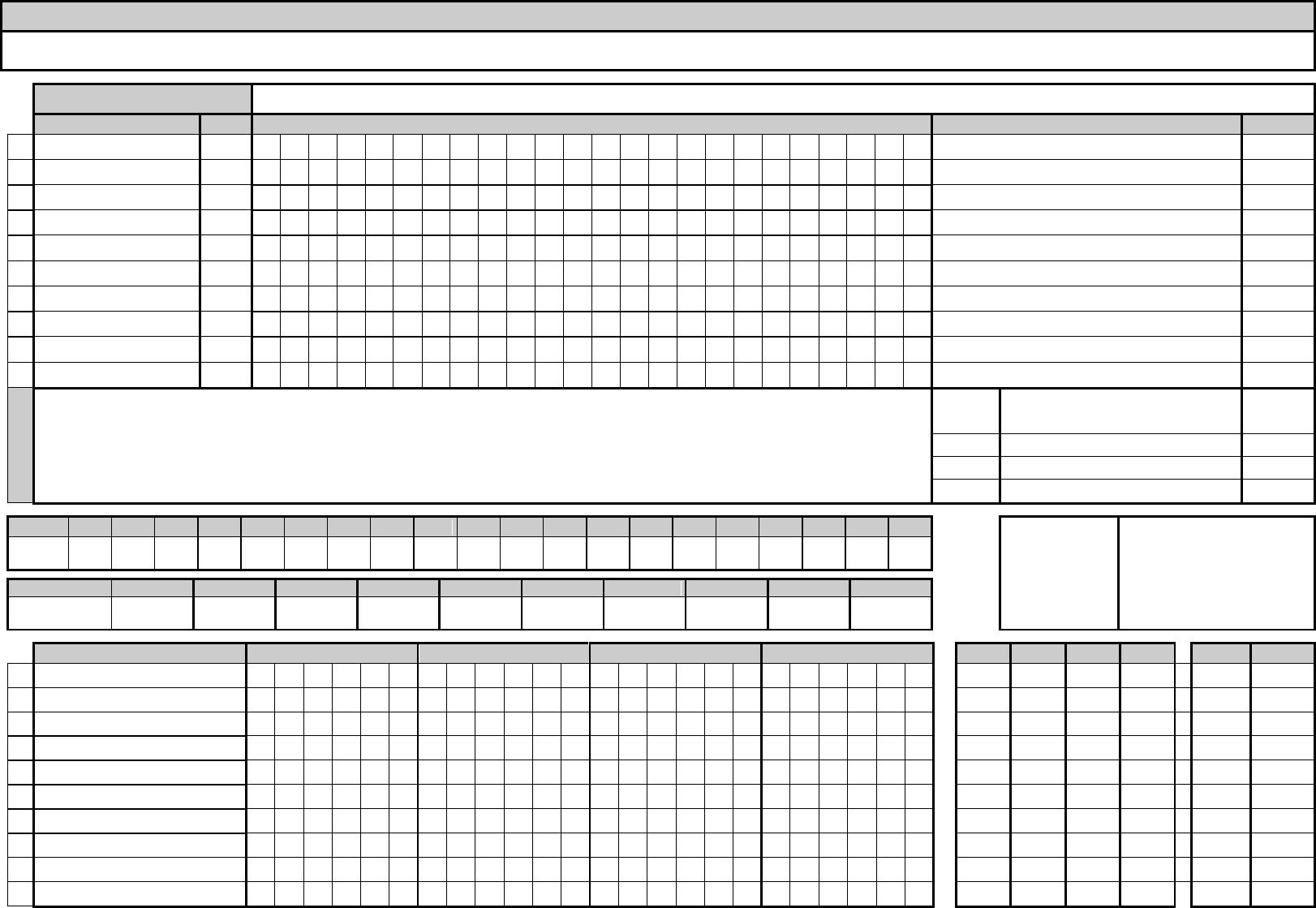 Cricket Score Sheet   Download Cricket Score Sheet 2 For Free Tidytemplates