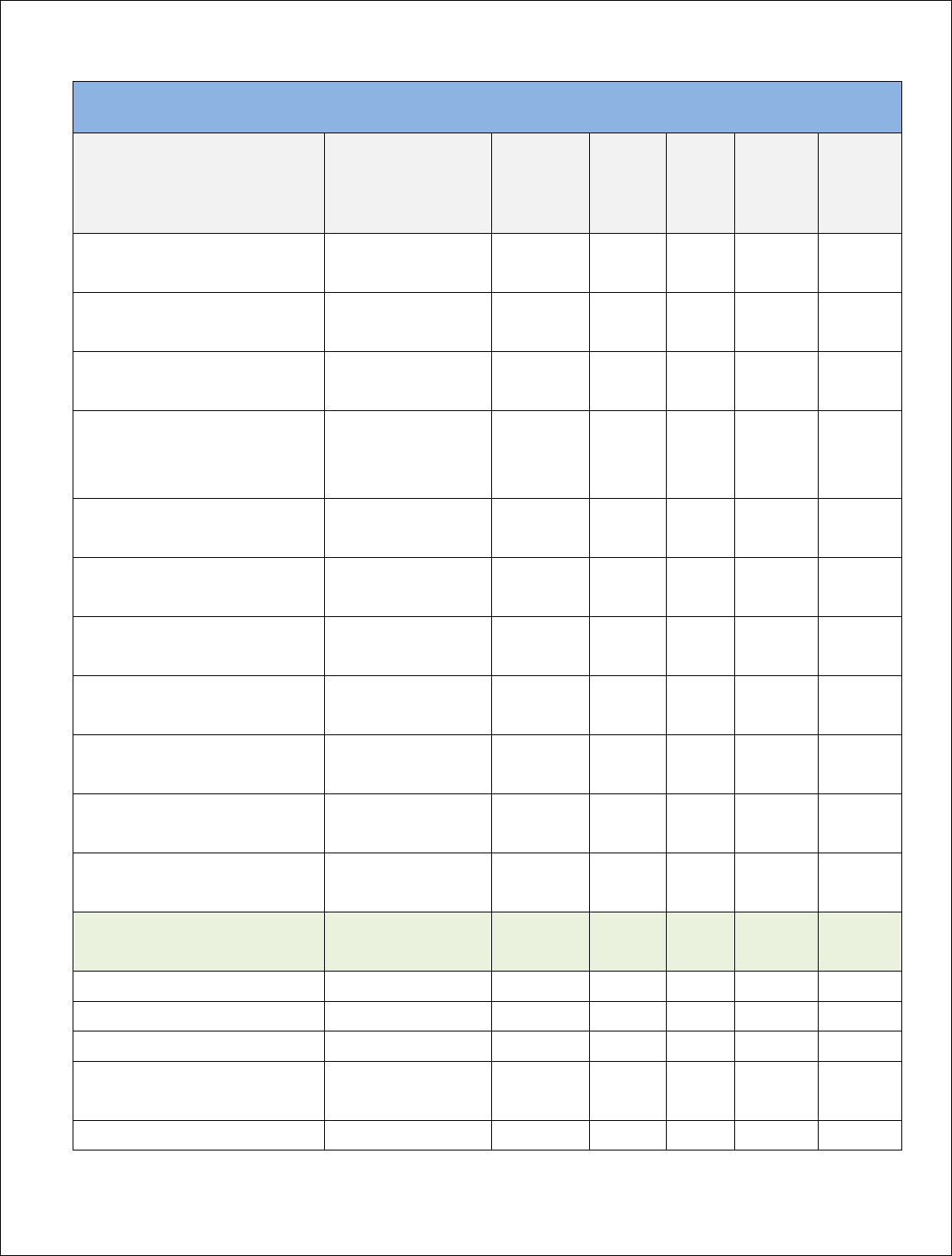 Download Free Construction Estimate Template Download For