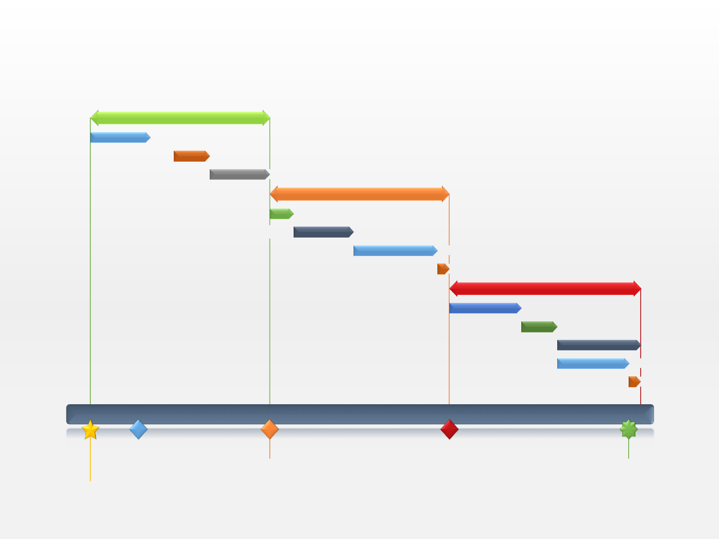 download free powerpoint gantt chart template for free