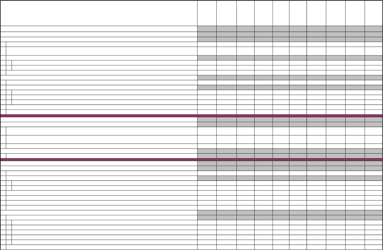 Download Gap Analysis Excel For Free Tidytemplates