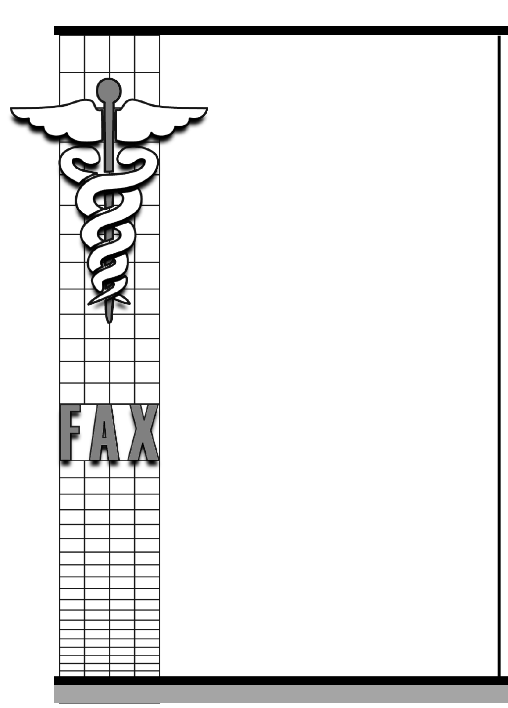 download medical fax cover sheet for free tidytemplates
