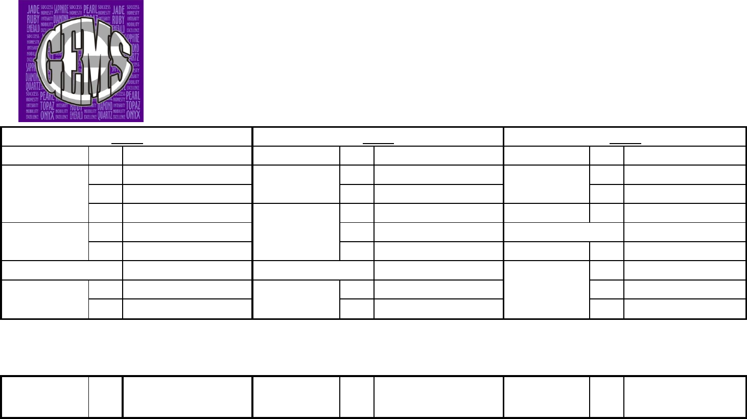 download middle school master schedule template for free tidytemplates