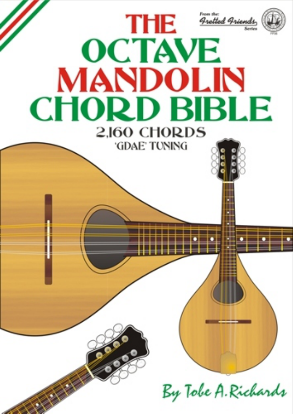 download octave mandolin chord chart for free