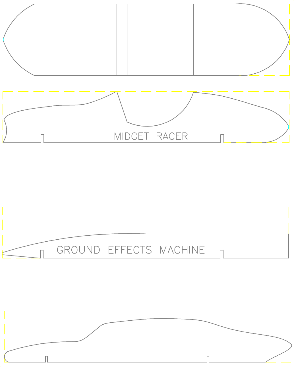 Download Pinewood Derby Car Template 3 For Free