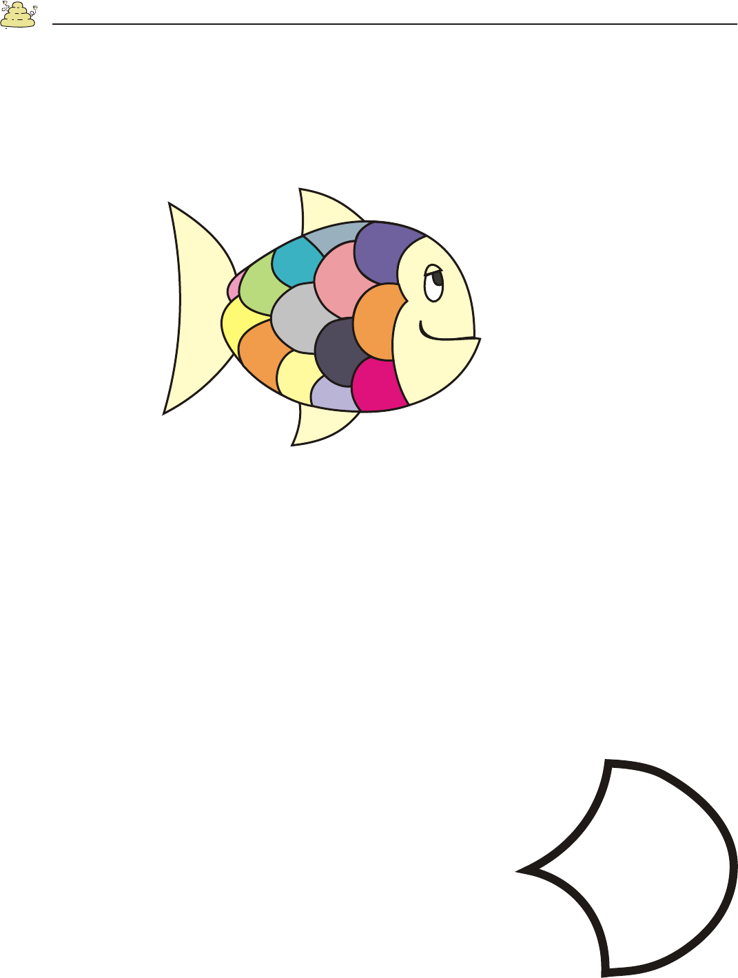 Download Rainbow Fish Template For Free Tidytemplates