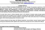 Best Resume Formats