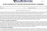 Vendor Confidentiality Agreement Templates