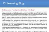 Fundraising Strategy Templates