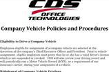 Company Policy Templates