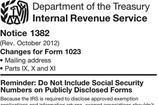 Form 1023