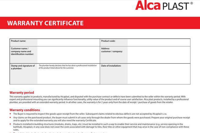 7  warranty certificate templates free download
