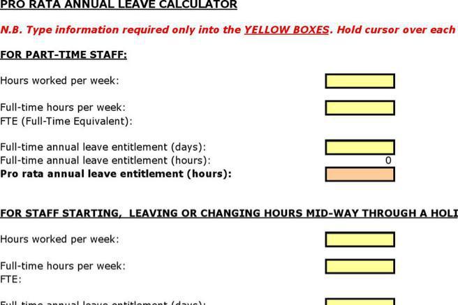 Calculator Spreadsheet
