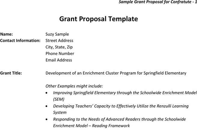 138+ Business Proposal Template Free Download