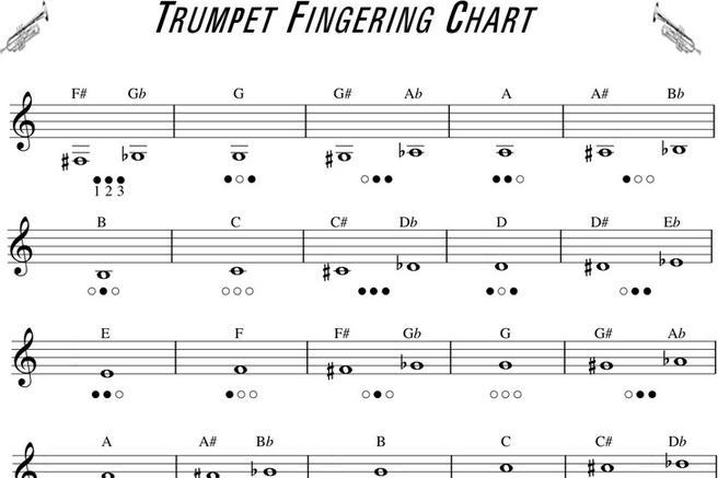how to play trumpet pdf