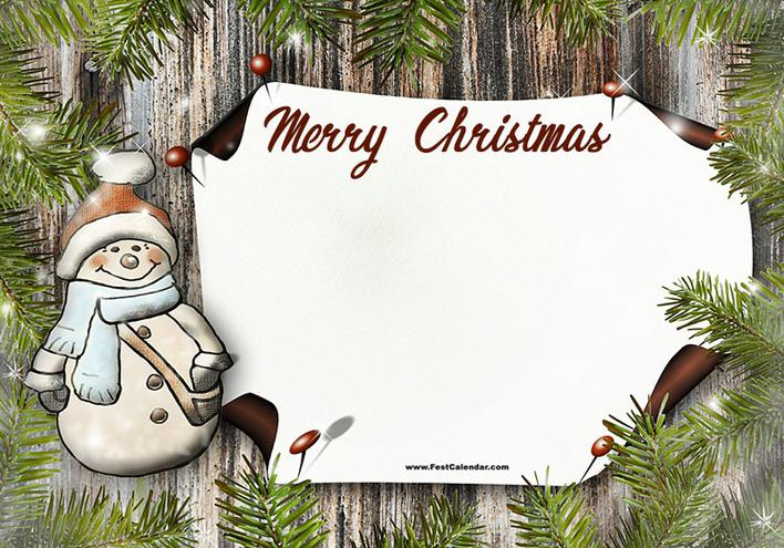 9 Christmas Card Email Ecard Html Format Page 1