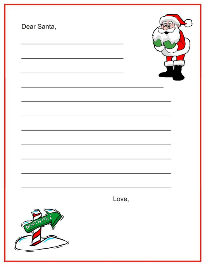 blank santa letter template download page 1