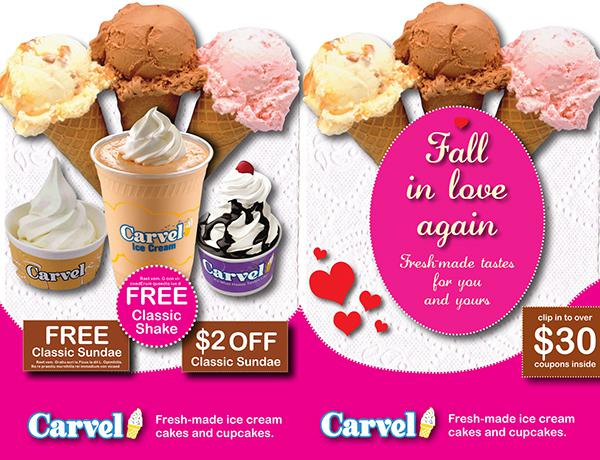 Carvel Sample Coupon Book Template Page 1