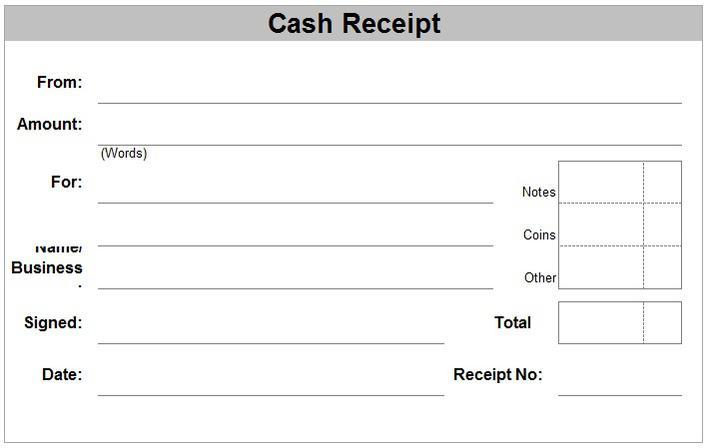 Cash Voucher Template Free Doc Format Page 1