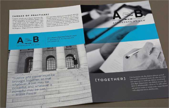 download classic law firm brochure template for free tidytemplates