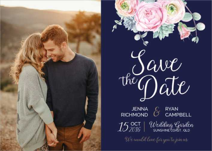 Corporarte Wedding Invitation Template For Download Page 1