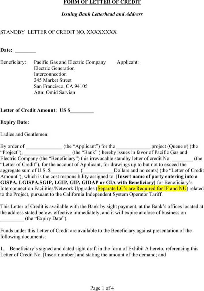 Download credit reference letter from utility company for free credit reference letter from utility company page 1 expocarfo Image collections