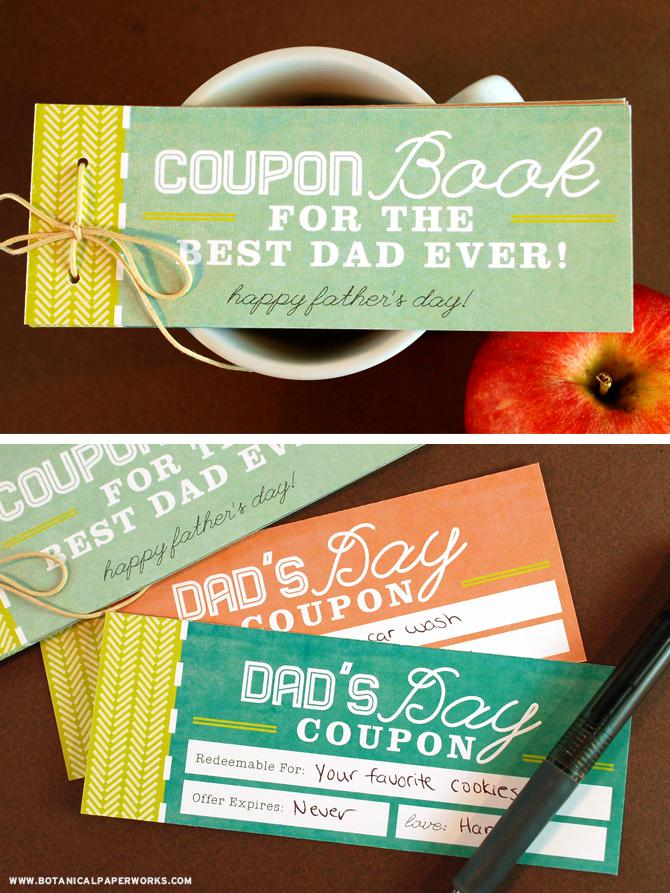 Download Coupon Book Template Page 1