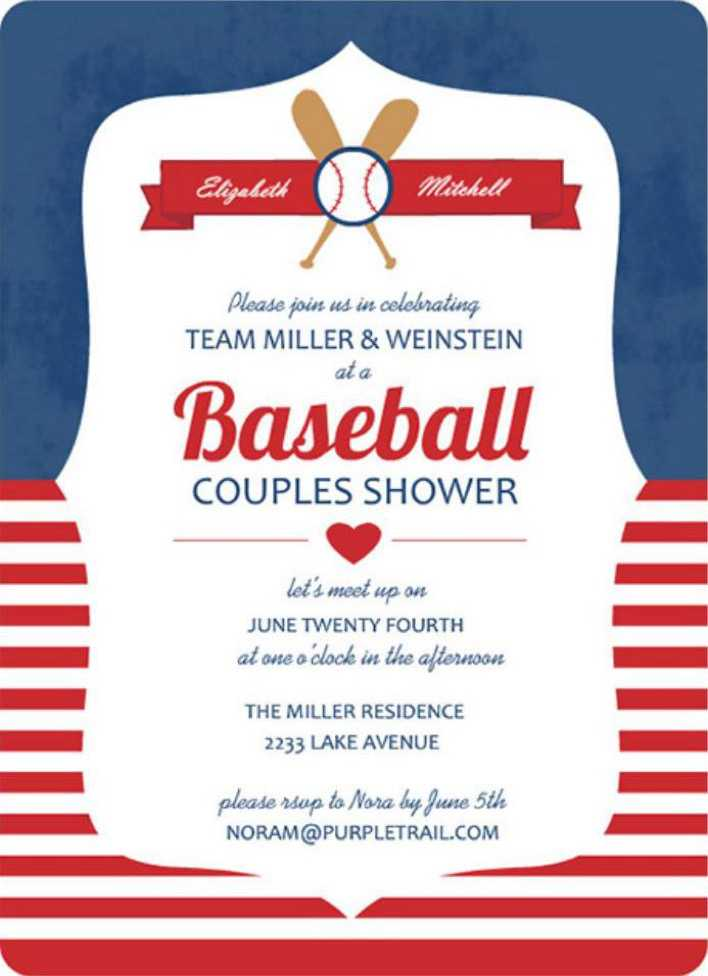 Free Printable Baseball Ticket Template for Couples Page 1