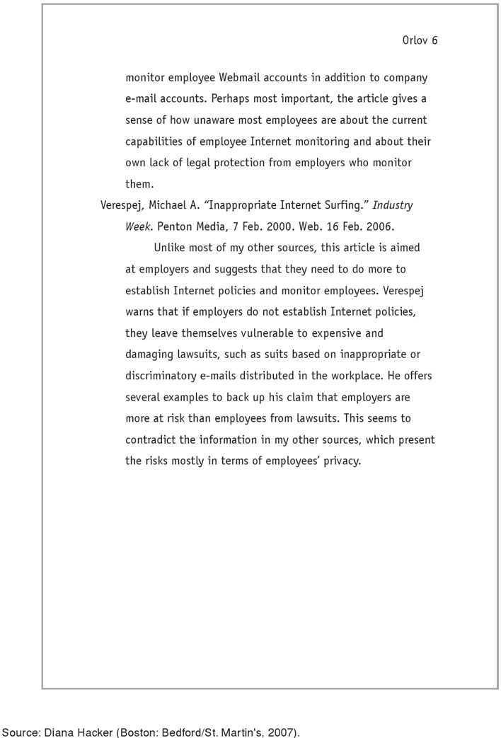 download mla annotated bibliography example for free page 6