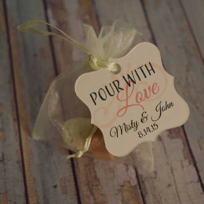 Personalized Custom Gift Tag Template Download Page 1