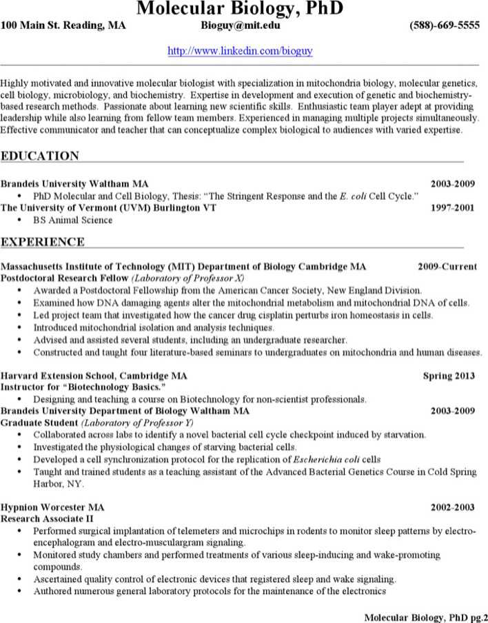 Download Quality Control Microbiologist Resume for Free - TidyTemplates