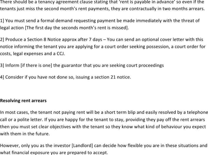 Download Rental Payment Reminder Letter for Free | Page 3