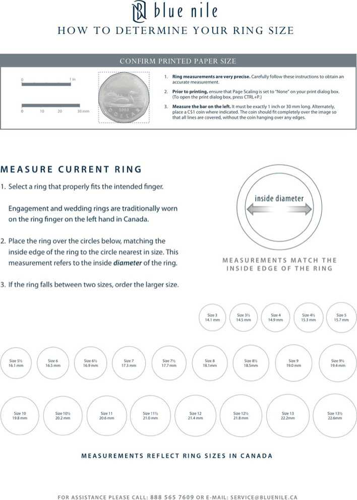 Download Ring Size Chart 1 For Free Tidytemplates