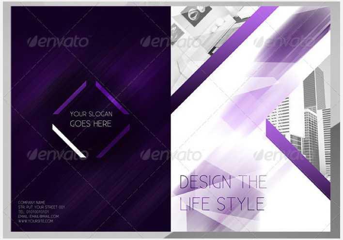 Sample Bi Fold Brochure Page 1 ...