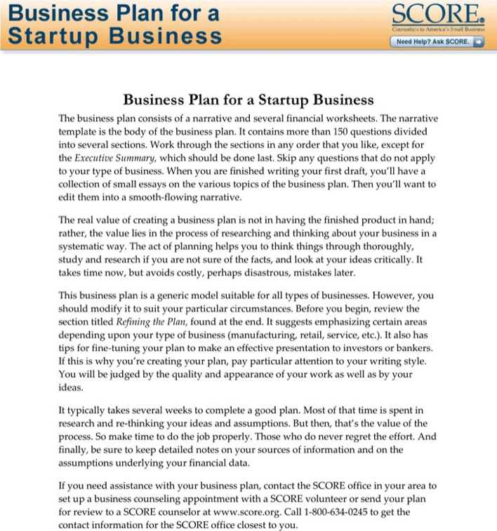 Download Sba Business Plan Template 2 For Free Tidytemplates