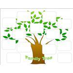 Simple Family Tree Template Download Page 1