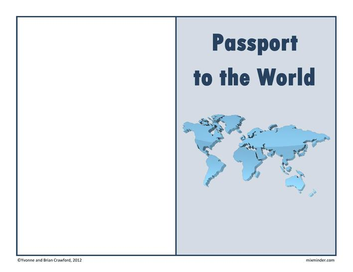 Download student passport template for free page 4 tidytemplates maxwellsz