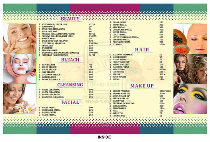 Download Style Ladies Beauty Parlour for Free - TidyTemplates