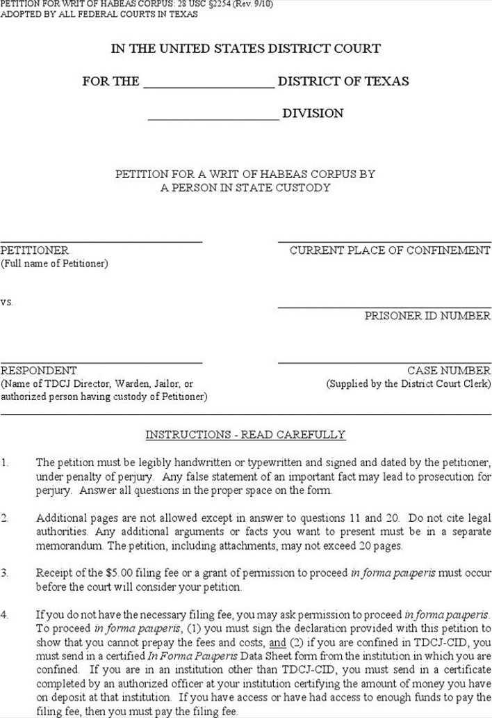 texas-peion-for-a-writ-of-habeas-corpus-3-1 Tdcj Job Application Form on prison jobs, texas jobs, tjjd jobs, usps jobs, utmb jobs,