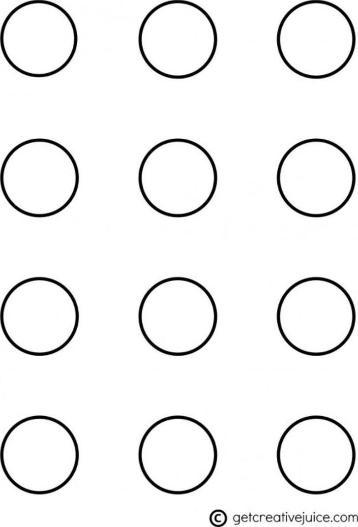 8 printable macaron templates free download. Black Bedroom Furniture Sets. Home Design Ideas