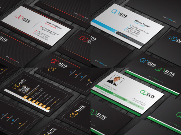 20+ Business Card Designs Download