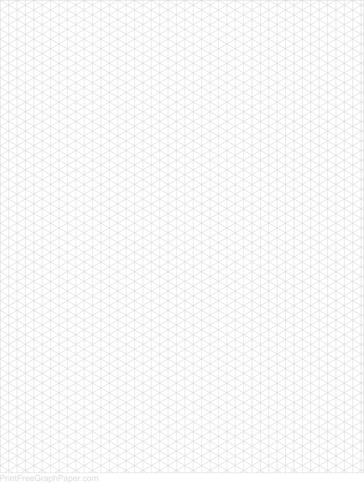 3-D Graph Paper