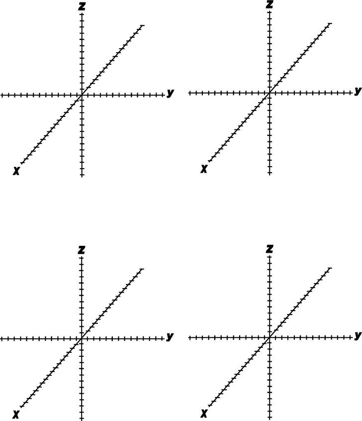 3D Graph Paper 5