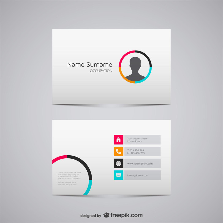7 Business Card