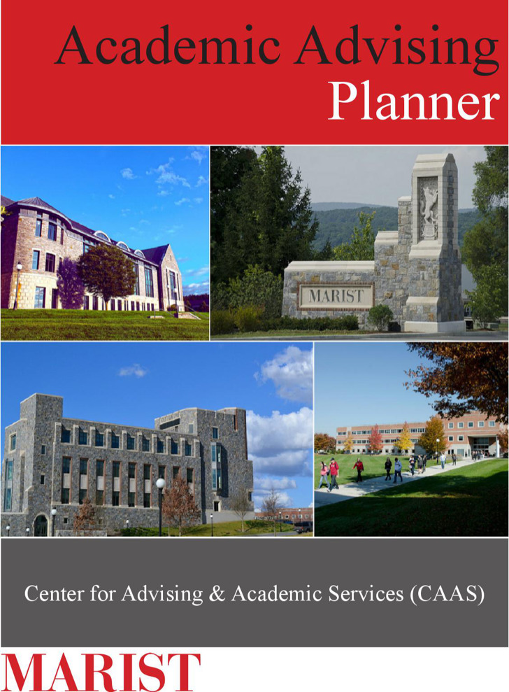 Academic Daily Advising Planner