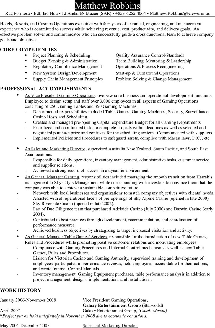 Administrative Assistant Resume Sample 2