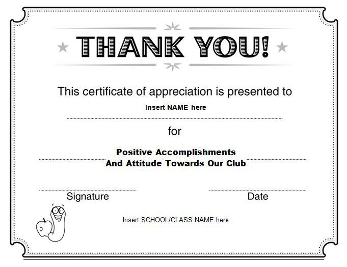Administrative Professional Appreciation Certificate Word