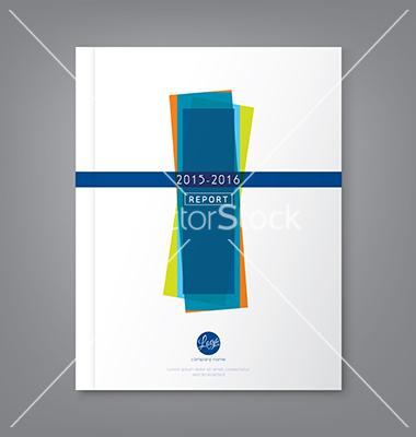 Annual Report Template Free Download PDF Format