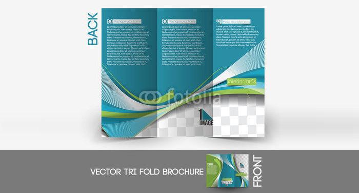 Architecture & Interior Designer Tri-Fold Brochure